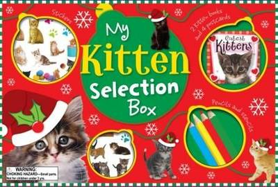 My Kitten Selection Box by Tim Bugbird