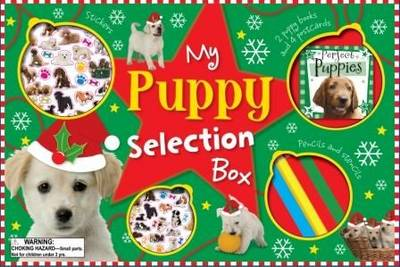My Puppy Selection Box by Tim Bugbird