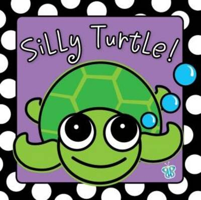 Silly Turtle Bath Book by Charlie Stratford