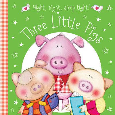 Three Little Pigs by Nick Page, Claire Page
