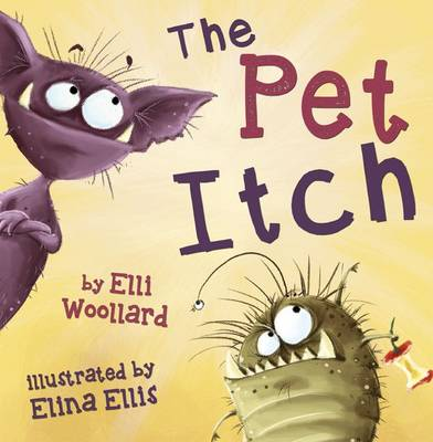 The Pet Itch by Elli Woollard