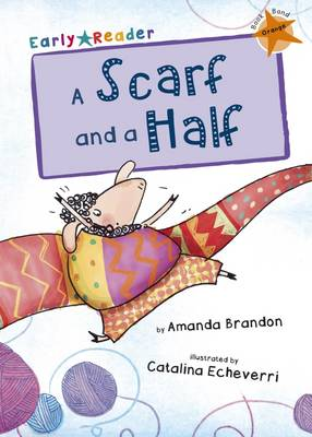 A Scarf and a Half by Amanda Brandon