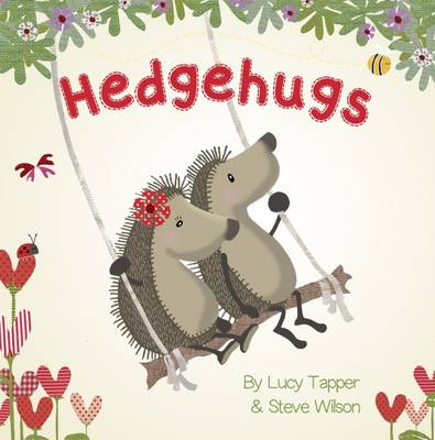 Hedgehugs Board Book by Steve Bicknell