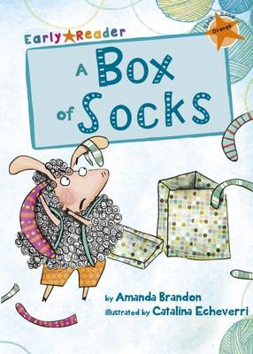 A Box of Socks (Early Reader) by Amanda Brandon