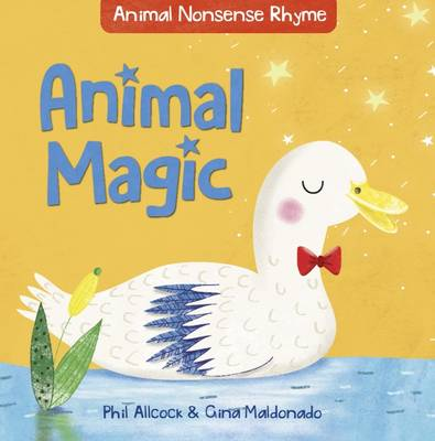 Animal Magic Board Book by Phil Allcock