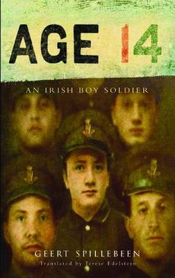 Age 14 An Irish Soldier Boy by Geert Spillebeen