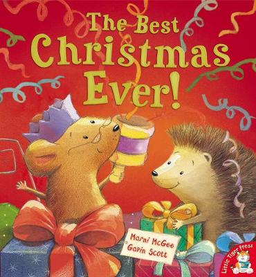 The Best Christmas Ever! by Marni McGee