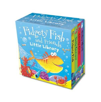 Fidgety Fish and Friends - Little Library by Ruth Galloway