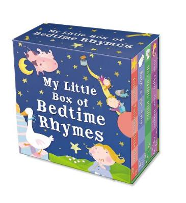 My Little Box of Bedtime Rhymes Twinkle Twinkle Little Star , Star Light Star Bright , Rock-a-bye Baby , Hey Diddle Diddle by Sanja Rascek