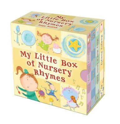 My Little Box of Nursery Rhymes by Sanja Rescek