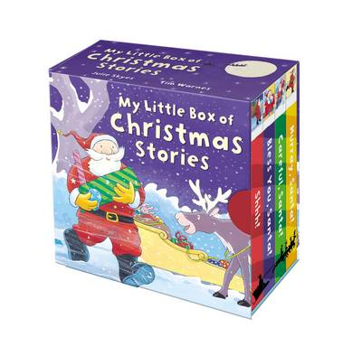My Little Box of Christmas Stories by Tim Warnes