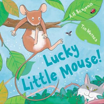 Lucky Little Mouse! by A. H. Benjamin