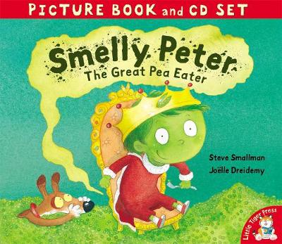 Smelly Peter the Great Pea Eater by Steve Smallman, Joelle Dreidemy