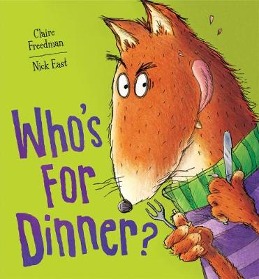 Who's for Dinner? by Claire Freedman