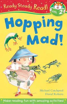 Hopping Mad! by Michael Catchpool