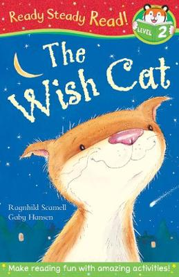 The Wish Cat by Ragnhild Scamell