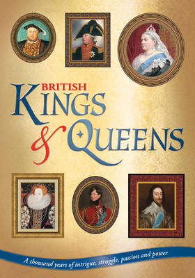 British Kings & Queens by TickTock