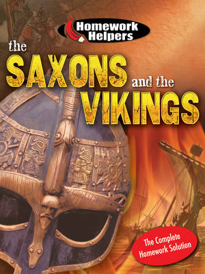 The Saxons and the Vikings by Alice Howard