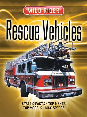 Rescue Vehicles by Margaret Parrish