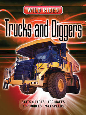 Trucks and Diggers by Margaret Parrish