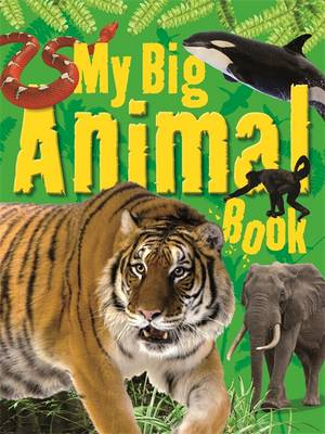 My Big Animal Book by