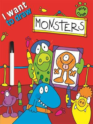 I Want to Draw Monsters by