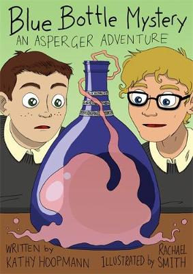 Blue Bottle Mystery The Graphic Novel by Kathy Hoopmann
