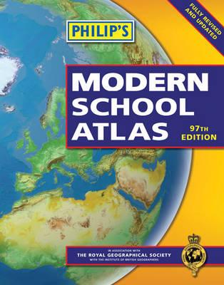 Philip's Modern School Atlas by
