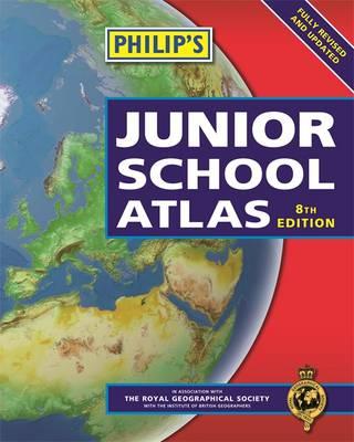 Philip's Junior School Atlas by