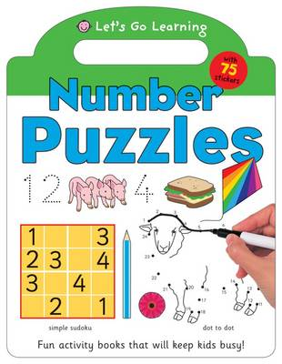 Number Puzzles by Roger Priddy