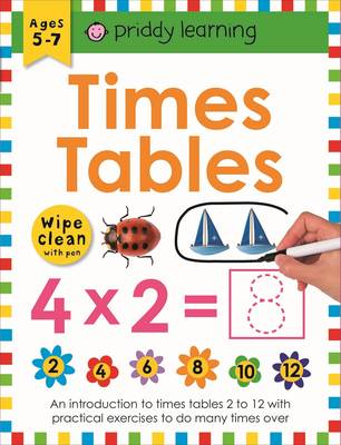 Times Table by Roger Priddy