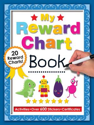 My Reward Chart Book by Roger Priddy