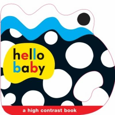 Hello Baby Shaped Grip Book by Roger Priddy