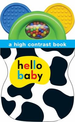 Hello Baby Shaker Teether by Roger Priddy