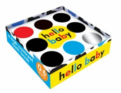 Hello Baby Mirror Cloth Book by Roger Priddy