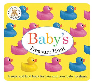 Baby's Treasure Hunt by Roger Priddy, Priddy Books