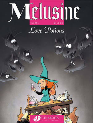 Melusine Love Potions by Gilson