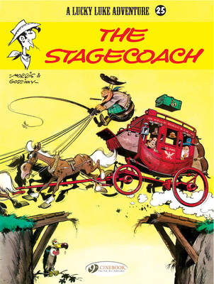 Lucky Luke Stagecoach by Goscinny