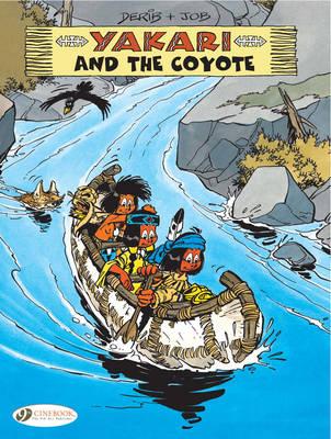 Yakari and the Coyote by Job