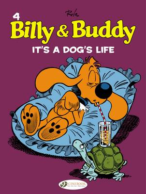 Billy & Buddy It's a Dog's Life by Jean Roba