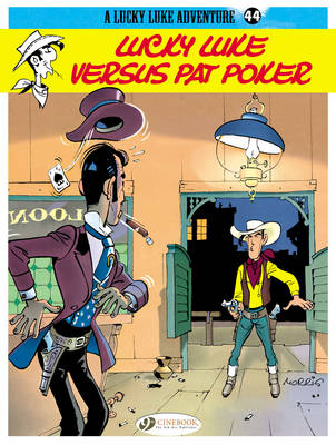 Lucky Luke Lucky Luke Versus Pat Poker by Morris