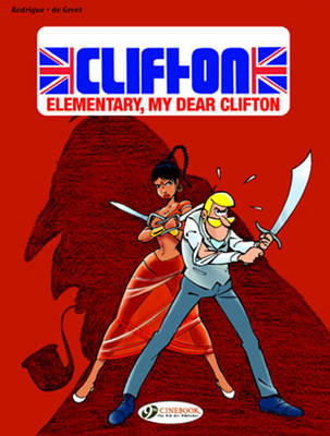 Clifton Elementary, My Dear Clifton by Bob de Groot