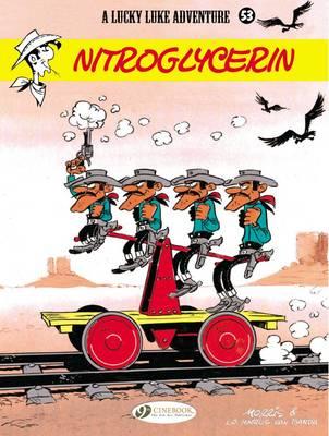 Lucky Luke - Nitroglycerin by Lo Hartog Van Banda