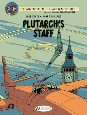 Plutarch's Staff by Yves Sente