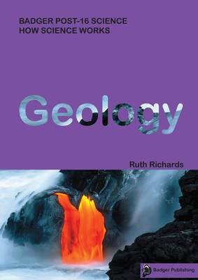 How Science Works Geology Teacher Book & CD by Ruth Richards