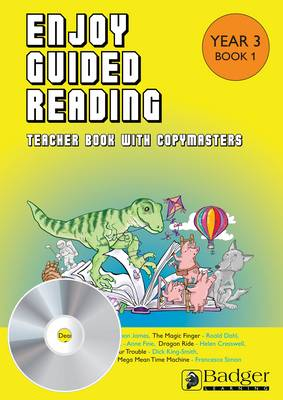 Enjoy Guided Reading: Year 3 Book 1 & CD by