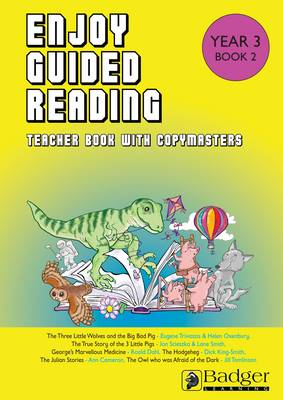 Enjoy Guided Reading Year 3 by Sarah St John