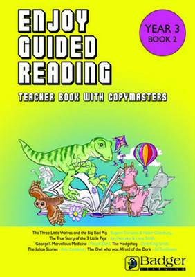 Enjoy Guided Reading Year 3 Book 2 Teacher Book & CD by