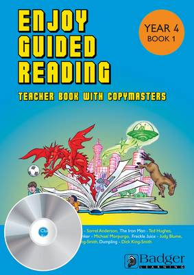 Enjoy Guided Reading: Year 4 Book 1 & CD by