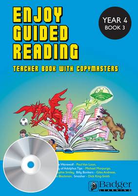 Enjoy Guided Reading: Year 4 Book 3 & CD by